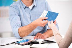 how to get a travel visa