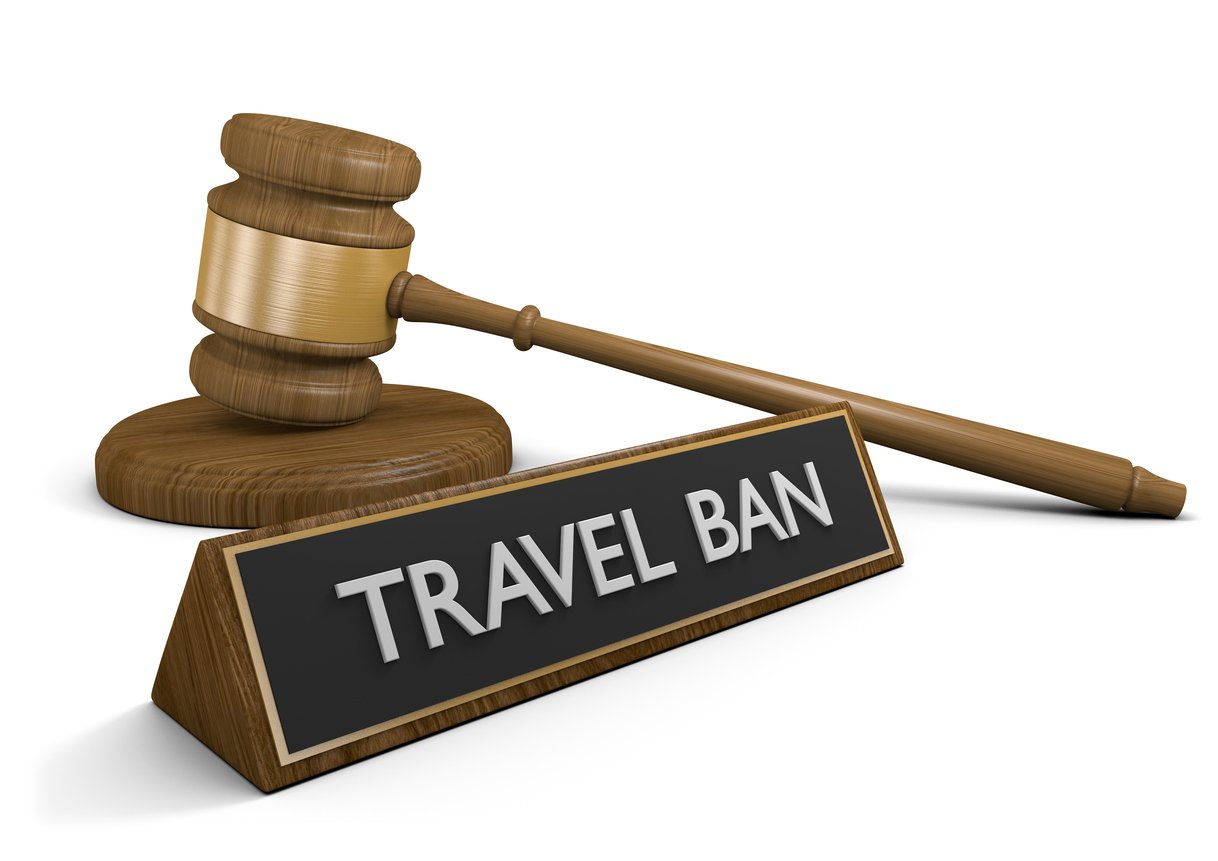President Trump's travel ban