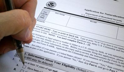 naturalization fee waiver