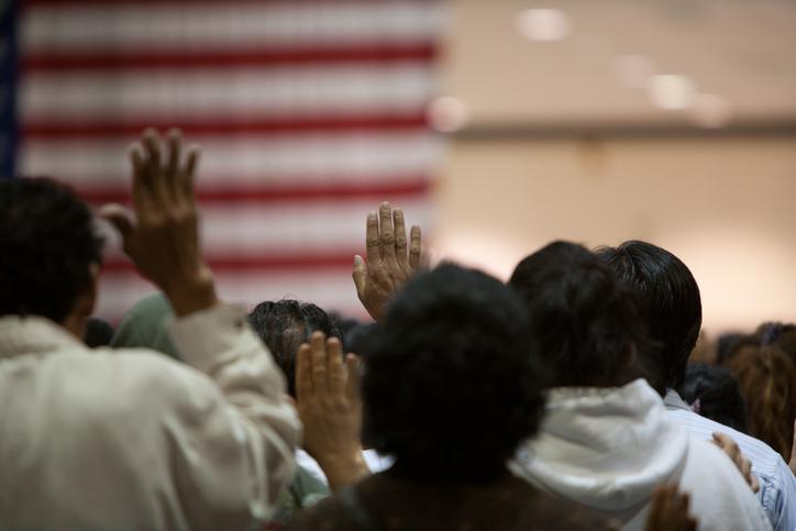 Citizenship Application is Denied